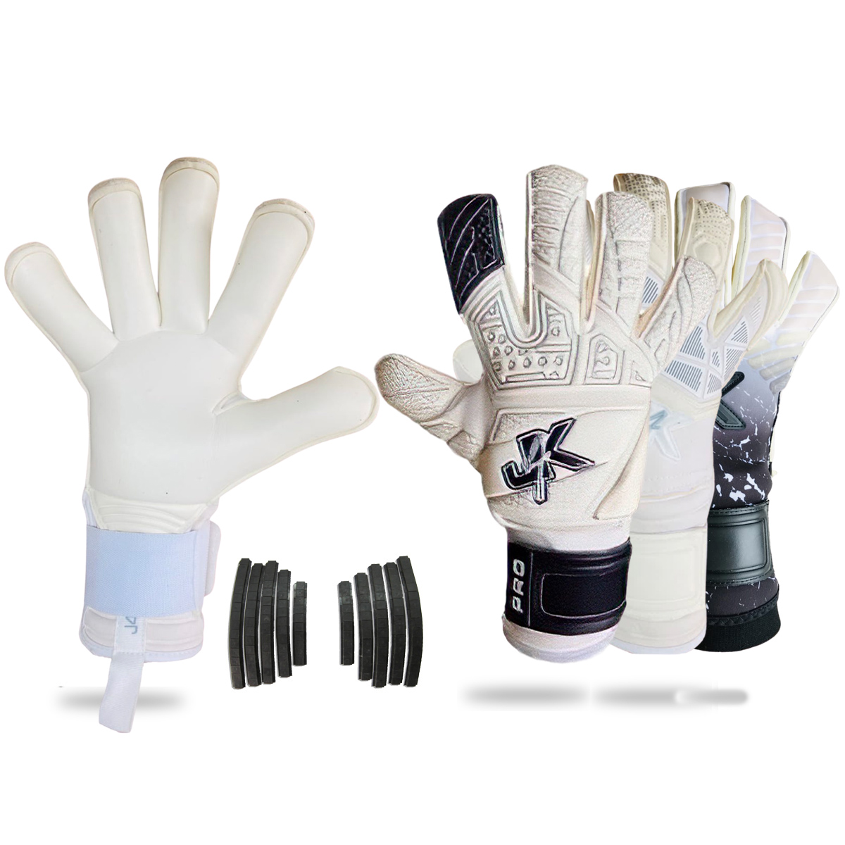 J4K PRO ROLL BUNDLE 3 white